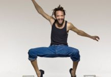 Savion Glover will also be at the Valley Performing Arts Center