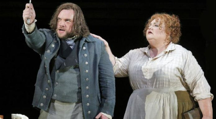 Is it an opera or a musical? Sweeney Todd at SF Opera