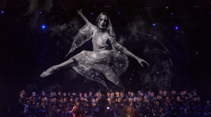 The Ford Amphitheater presents the west coast premiere of The Hubble Cantata