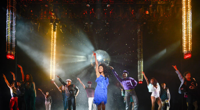 A world premiere musical looks at the life of the disco diva