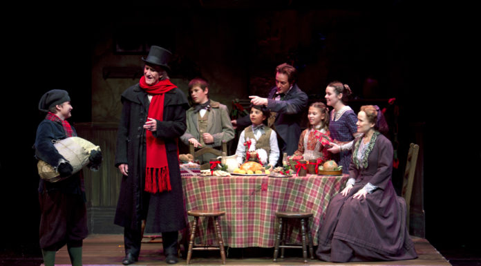 Their annual holiday production returns for the 38th season