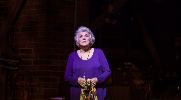 """""""Chasing Mem'ries"""" A Different Kind of Musical at the Geffen Playhouse"""