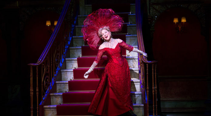 The Divine Miss M just finished her run in the Broadway musical