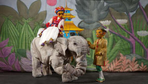 A 45-minute puppet show of the classic story.