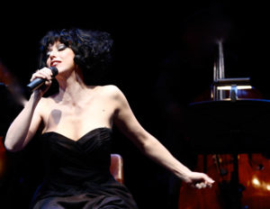 The international chanteuse has two shows in SoCal this week