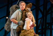 """""""The Squirrels"""" is having its world premiere at the La Jolla Playhouse"""