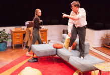 """Neil Simon's """"Barefoot in the Park"""" is now on at The Old Globe in San Diego"""