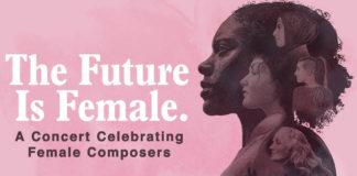 The Future Is Female is a Concert Celebrating Female Composers
