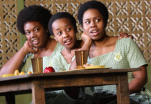 """""""School girls; Or, The African Mean Girls Play"""" opens this week at the Kirk Douglas Theatre"""