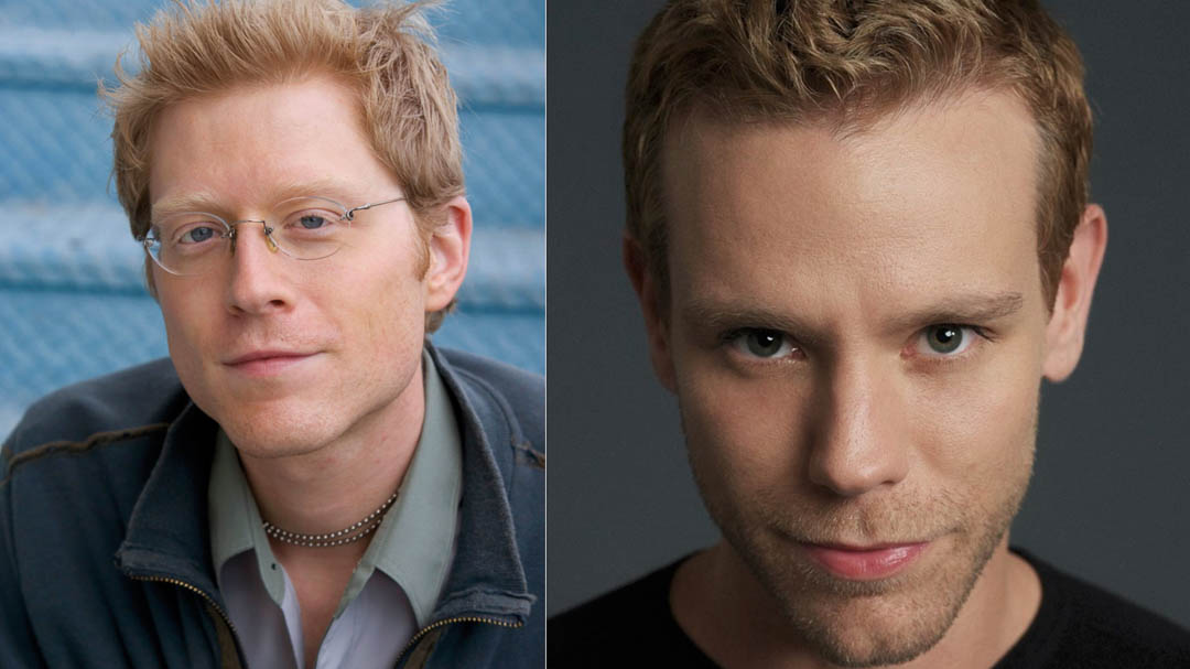 Adam Pascal and wife